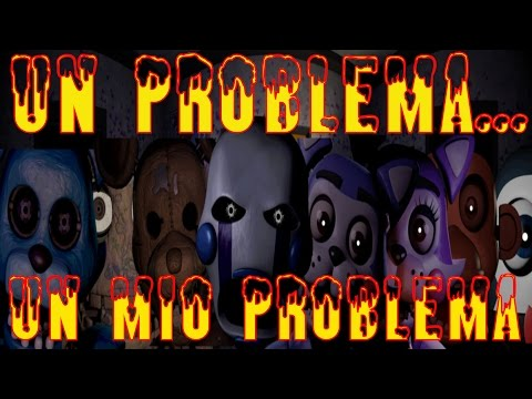 creepypasta - un mio problema (five nights at candy's) [ITA]