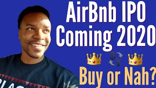 Gambar cover Airbnb IPO coming in 2020..Will you buy shares?