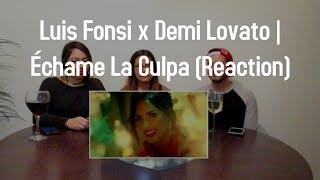 Video Luis Fonsi x Demi Lovato | Échame La Culpa (Reaction) | The Millennial Chisme download MP3, 3GP, MP4, WEBM, AVI, FLV Juli 2018