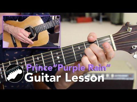 Easy Guitar Songs - Prince