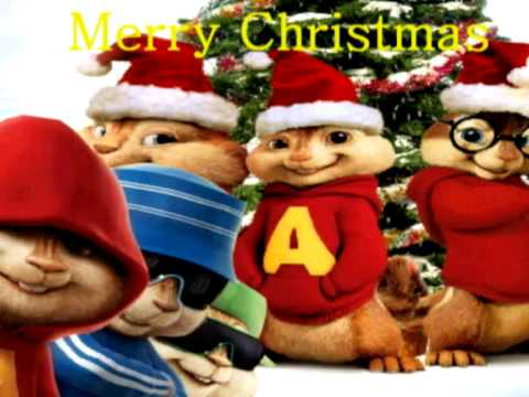 Alvin and the Chipmunks - We wish you a merry Christmas - YouTube
