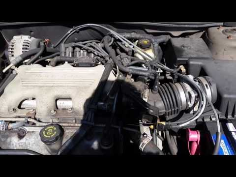 1999 Oldsmobile I.A.C. repair Idle air control valve