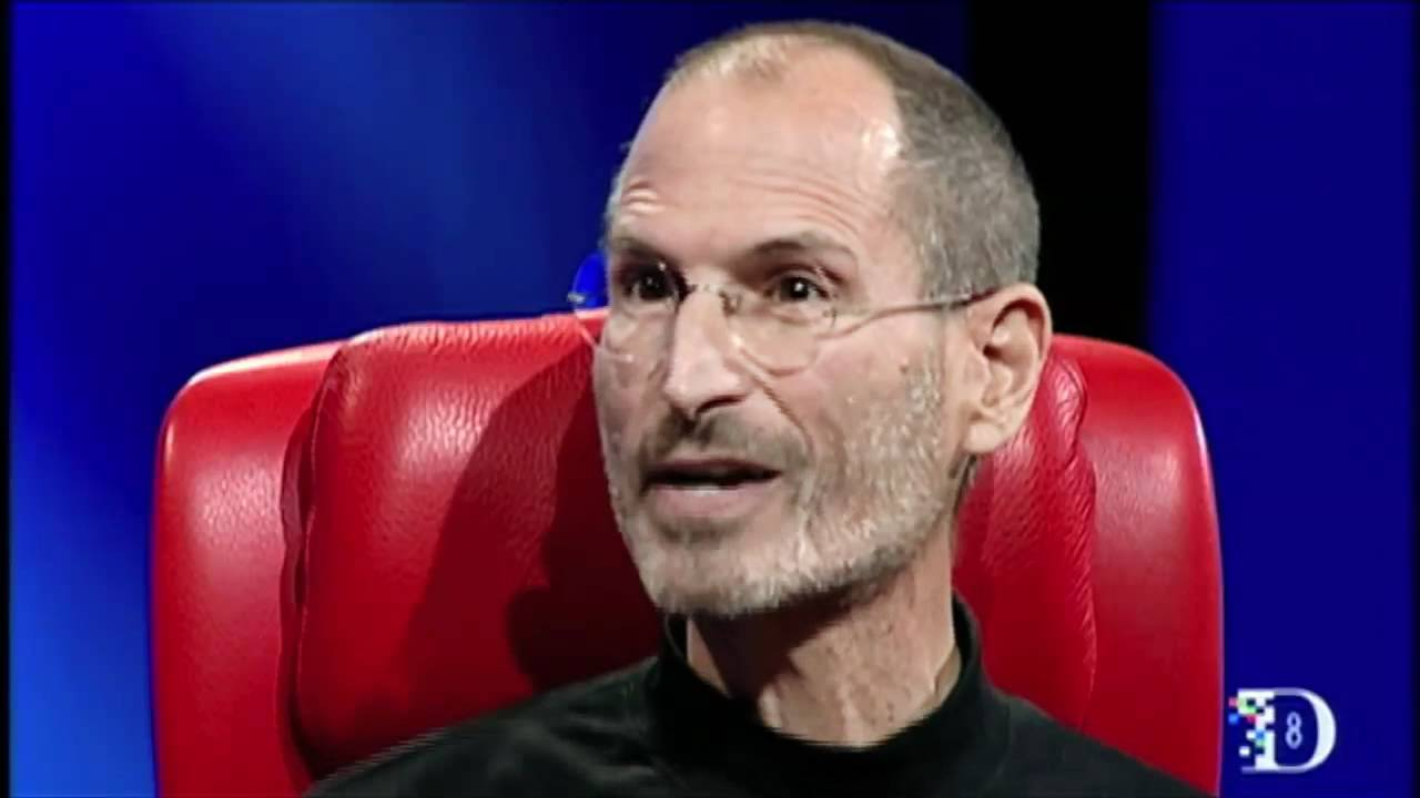 Find A Grave Steve Jobs: Steve Jobs Memorial From D10 Conference