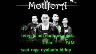 Motifora Sukla  Chord + Lirik
