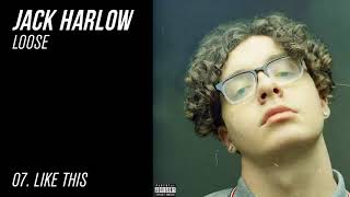 Jack Harlow - LIKE THIS [Official Audio]