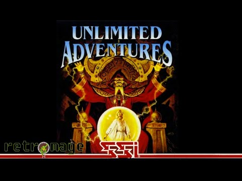 Retro Snack: Unlimited Adventures (Pool of Radiance)