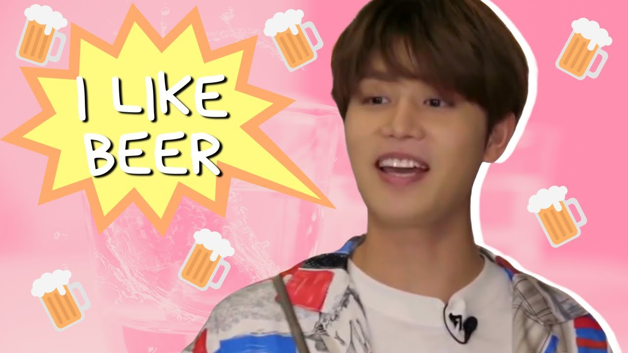 NCT drinking habits
