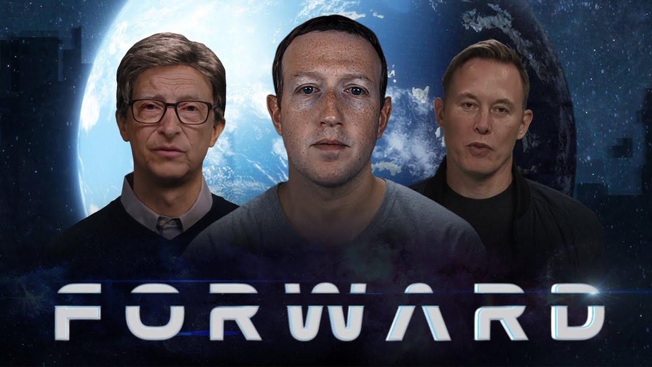 'FORWARD' Deepfake Mark Zuckerberg, Elon Musk & Bill Gates