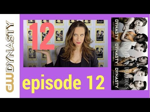 Dynasty Review Episode 12 -  CW Reboot 80s TV Dynasty