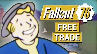 FALLOUT 76: Free Market Trading, Looting Mechanics, and Well Rested XP CONFIRMED!!