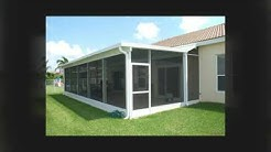 I want to add a Sunroom to my Home in West Palm Beach | Screen Builders