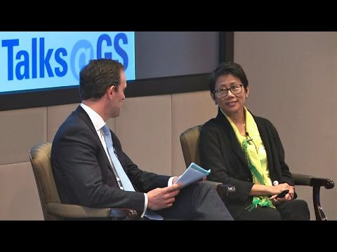 Christine Loh, Under Secretary for the Environment in Hong Kong: Talks at GS Session Highlights