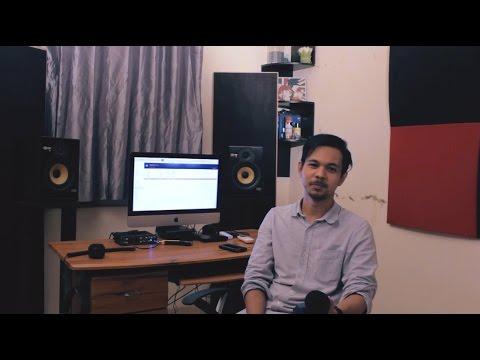 #VLOG - Acoustic Treatment Pada Home Recording Studio