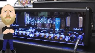 Hughes & Kettner Grandmeister Deluxe 40 - Demo