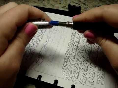 Blue 0.7 mm Moleskine Rollerball Pen Refill Brilliant