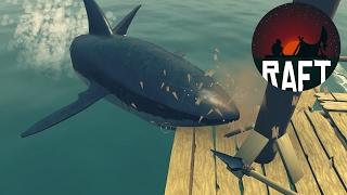 Безсмъртна акула - RAFT(Купете си як компютър от DesktopBG с кода