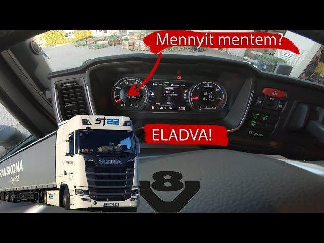 Megérte vállalkozni? Jön a V8? Mennyi km van a kamionban?