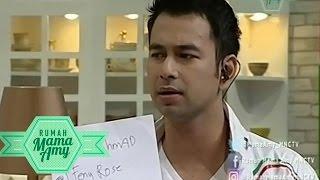 Siapa Artis Dangdut Favorit  Raffi Ahmad? - Rumah Mama Amy (8/9)