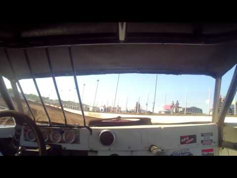 5.13.17---peoria speedway--Street stock heat race