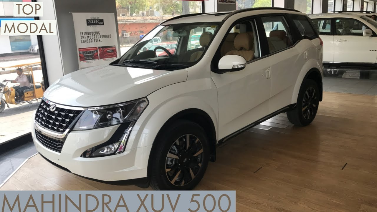 Mahindra Xuv500 W11 O Awd At 2018 Real Life Review Youtube