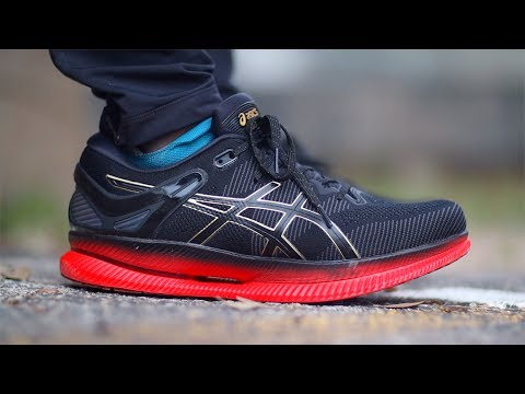 Asics METARIDE REVIEW: The FUTURE of Running Shoes for $250?