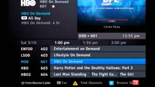 Time Warner Cable 03162013 Channel