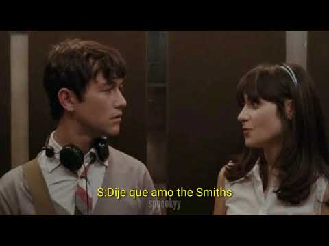 The Smiths ㅡ There Is A Light And It Never Goes Out//500 Days Of Summer (Sub Español)