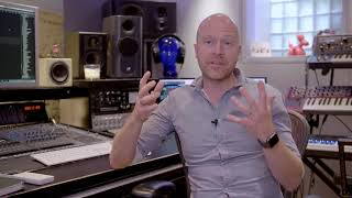 Paul Drew From DWB Music Chats about Studio One!