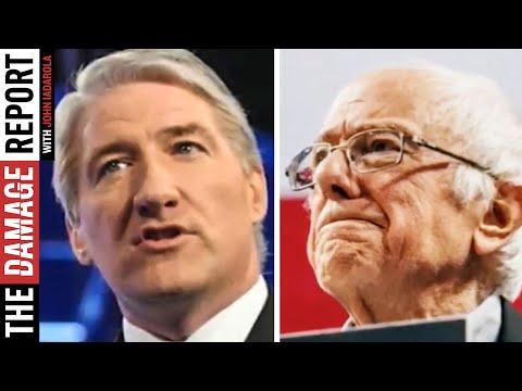 CNN FREAKS: Bernie Didn't Kiss Biden's Feet