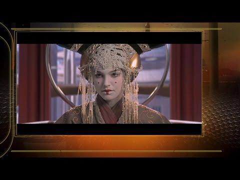 Star Wars Episode I: Queen Amidala PreSenate Address Costume Featurette