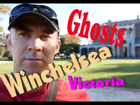 Winchelsea Victoria Barwon Park Mansion