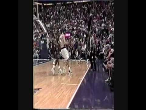 Rex Chapman - The Shot! (Suns vs Sonics 1997 playoffs)