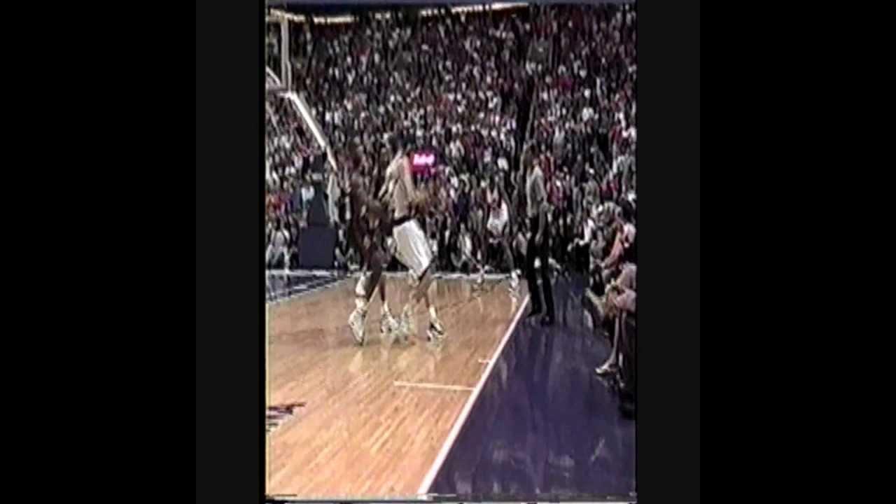 Rex Chapman The Shot Suns vs Sonics 1997 playoffs