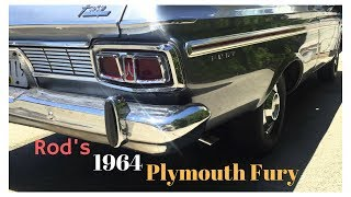 1964 Plymouth Fury - Up and Running