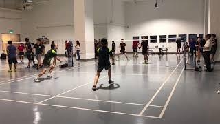 Badminton Doubles 3 Part 3