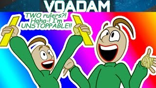 Ask Baldi Part 31 (Baldi's Basics Comic Dubs With Player trolling Baldi) and A VOAdam Blooper!