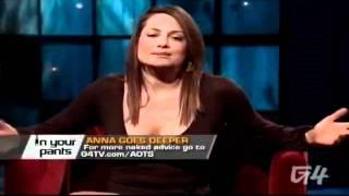 Olivia Munn talks penis