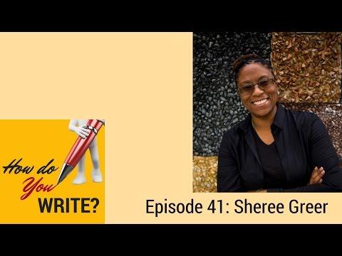Ep. 041: Sheree L. Greer