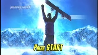 Amped Freestyle Snowboarding Gameplay w/Cheeselvr P:1