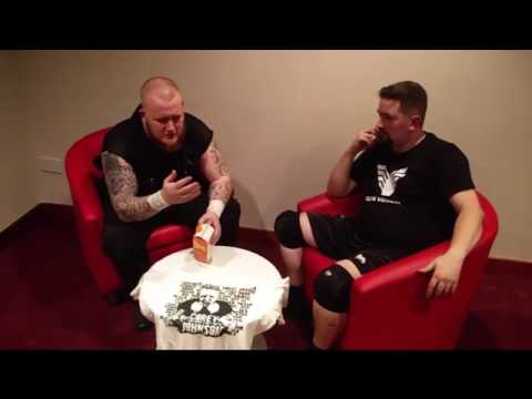 Team Venom Presents: 5 Questions with... Corey Johnson (Slam Wrestling - March 2017)