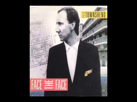 pete townshend - face the face (7'' version)