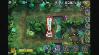 Ninja TD Tower Defence iPhone Gameplay Video Review - AppSpy.com