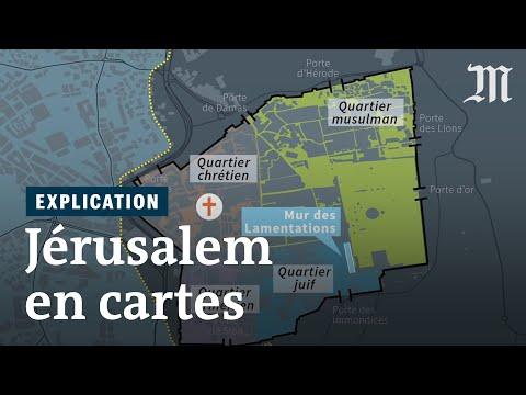Un Demi Siècle De Conflit à Jérusalem Expliqué En 5 Minutes