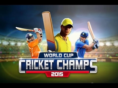 World Cup Cricket Champs 2015 Android Gameplay  1080p