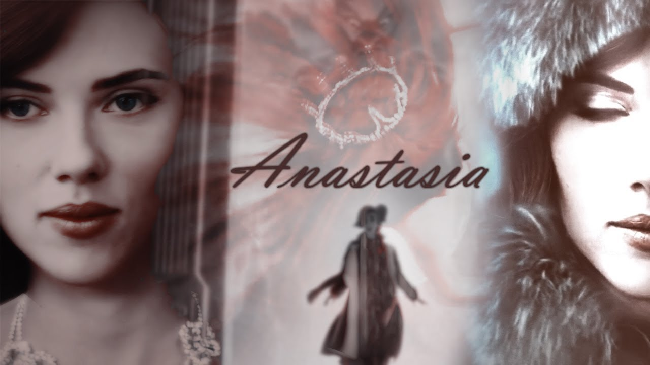 anastasia   Once upon a december Fanmade