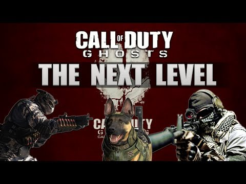 Call Of Duty Ghosts - The Next Level Update & Extinction Discussion [BO2 Gameplay]
