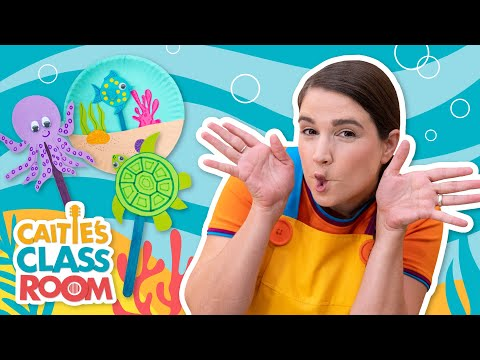 Underwater Animal Adventure | Caitie's Classroom