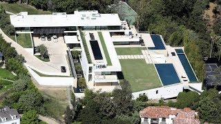 Check Out Beyonce And Jay Z's New $88 Million Bel Air Mansion!!