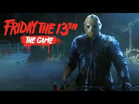 FRIDAY The 13th The Game - Early Gameplay - (Full Release Gameplay)