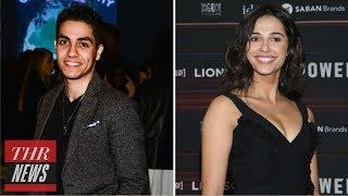 'Aladdin' Live-Action Film Casts Mena Massoud, Naomi Scott in Lead Roles | THR News